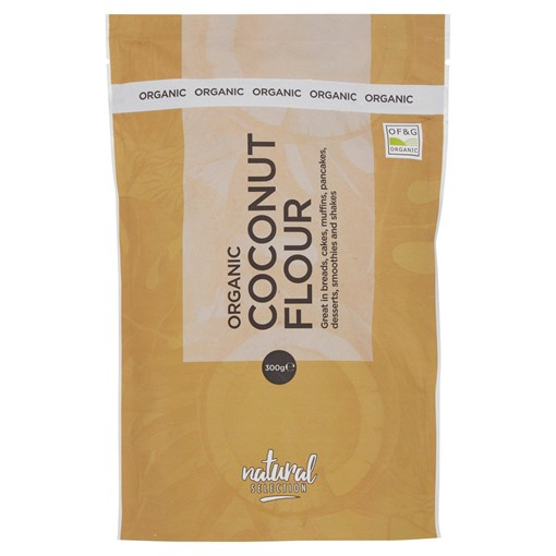 Picture of Natural Selection Organic Coconut Flour 300g