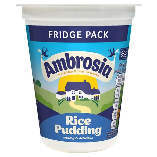 Picture of Ambrosia Rice Pudding 400g