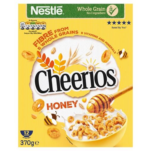 Picture of Cheerios Honey 370g