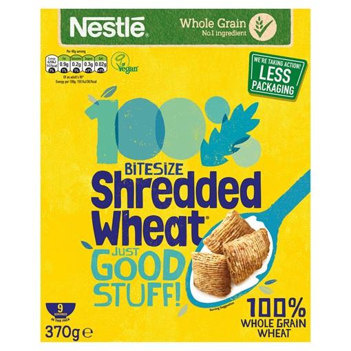 Picture of Shredded Wheat Bitesize 370g