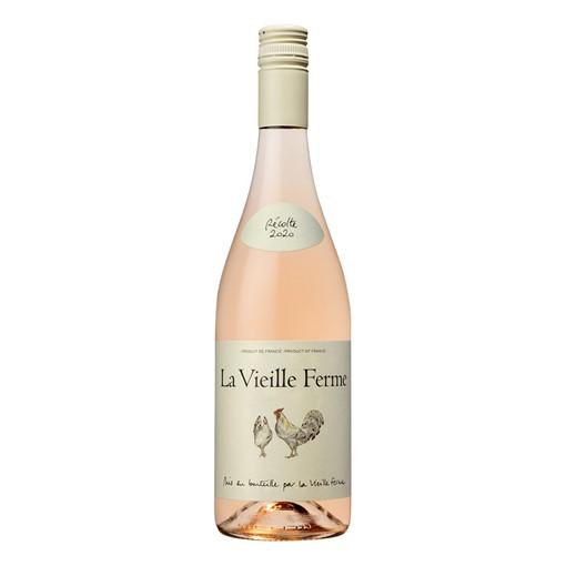 Picture of La Vieille Ferme Rose 75CL