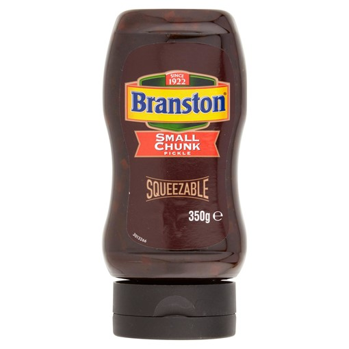 Picture of Branston Small Chunk Pickle Squeezable 350g