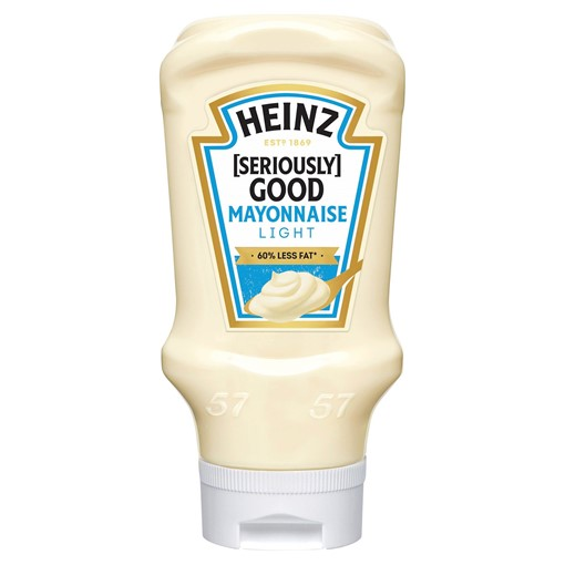 Picture of Heinz Seriously Good Light Mayonnaise 815g
