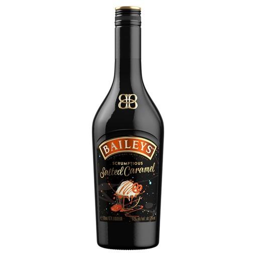 Picture of Baileys Salted Caramel Irish Cream Liqueur 70cl