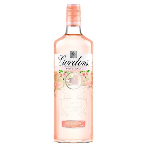 Picture of Gordon's White Peach Distilled Flavoured Gin 70cl