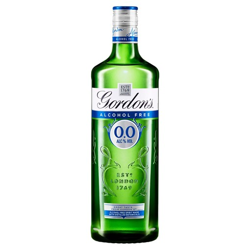 Picture of Gordon's Alcohol Free 0.0% 70cl