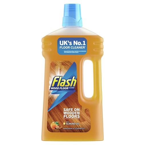 Picture of Flash Wood Floor Cleaner Liquid 1L