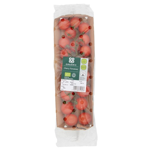 Picture of Co-op Organic Cherry Tomatoes 250g