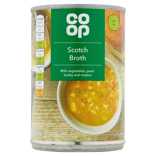 Picture of Co-op Scotch Broth 400g