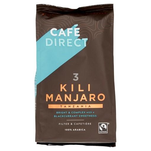 Picture of Cafédirect Fairtrade Kilimanjaro Tanzania 227g