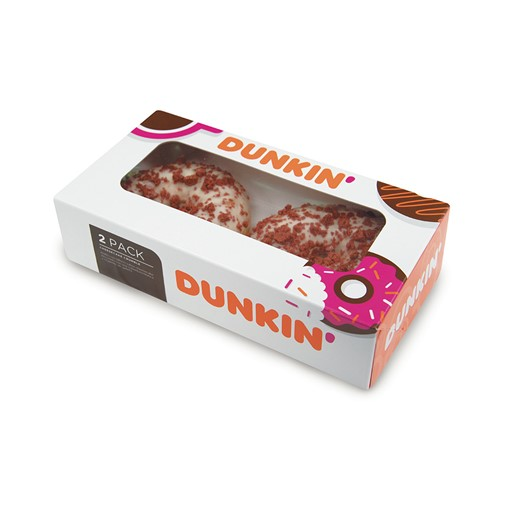 Picture of Dunkin Donut Cheesecake Crumble 2s