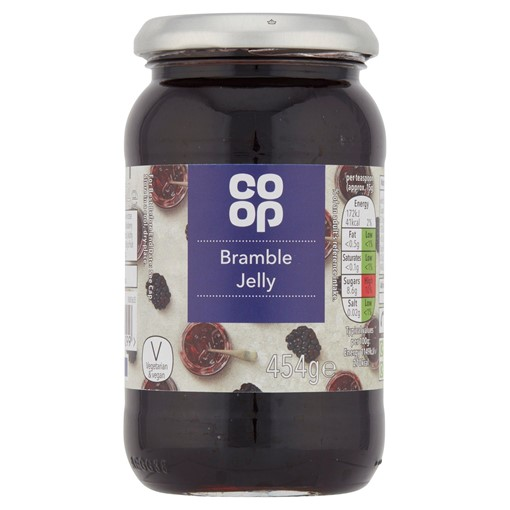 Picture of Co-op Bramble Jelly 454g