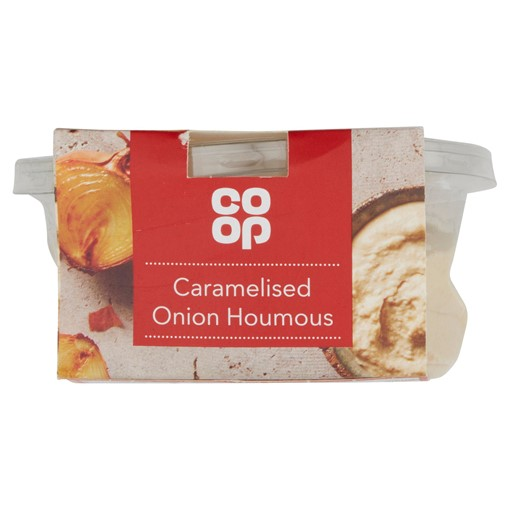 Picture of Co Op Caramelised Onion Houmous 170g