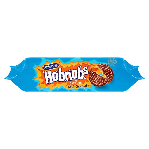 Picture of McVitie's Hobnobs Milk Chocolate 431g