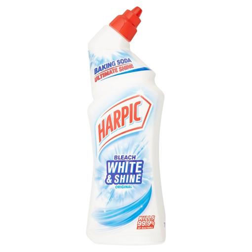 Picture of Harpic White & Shine Bleach Original 750ml