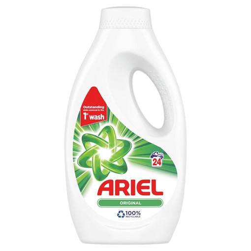 Picture of Ariel Washing Liquid Original 840ML, 24 Washes