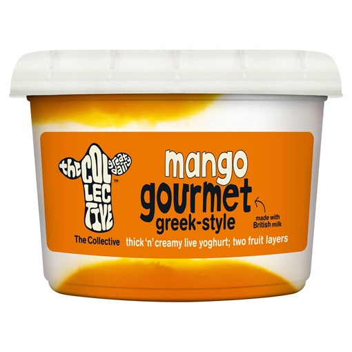 Picture of The Collective Gourmet Mango Greek-Style Yoghurt 450g