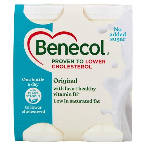 Picture of Benecol Original 4 x 67.5g (270g)
