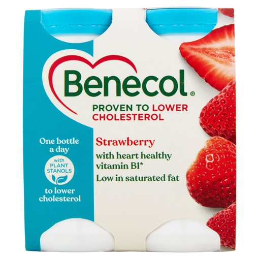 Picture of Benecol Strawberry 4 x 67.5g (270g)