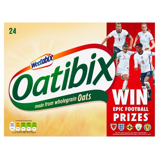 Picture of Weetabix Oatibix Cereal 24 Pack