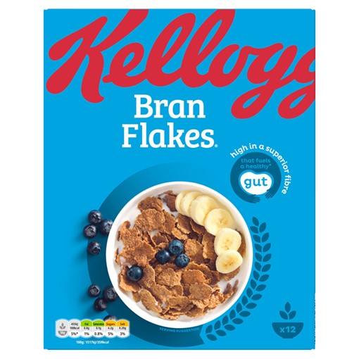 Picture of Kellogg's Bran Flakes Cereals 375g