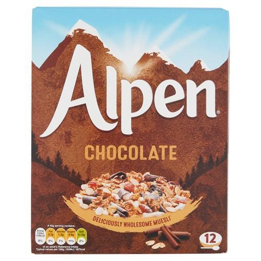Picture of Alpen Swiss Style Muesli Chocolate 550g