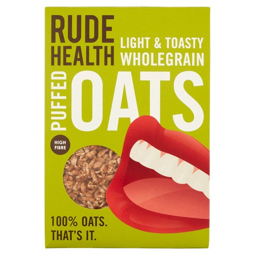Picture of Rude Health Puffed Oats 175g