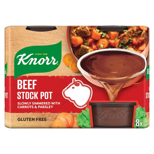 Picture of Knorr Beef Stock Pot 8 x 28g