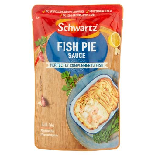 Picture of Schwartz Fish Pie Sauce for Fish 300g