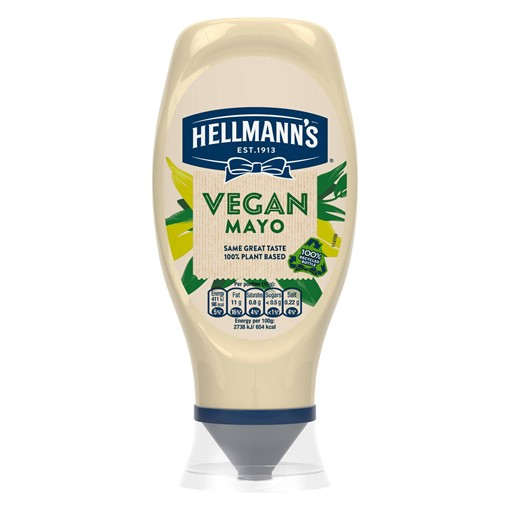 Picture of Hellmann's Vegan Squeezy Mayo 430 ml
