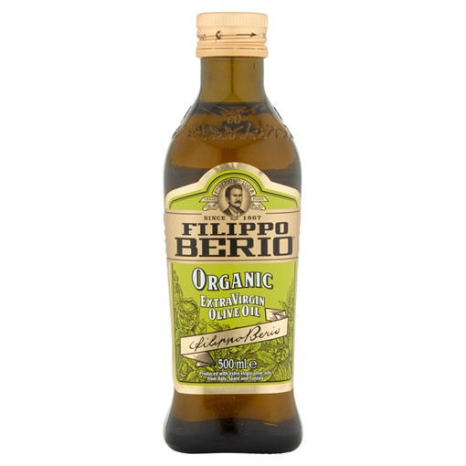 Picture of Filippo Berio Organic Extra Virgin Olive Oil 500ml