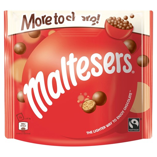 Picture of Maltesers Chocolate More to Share Pouch Bag 189g