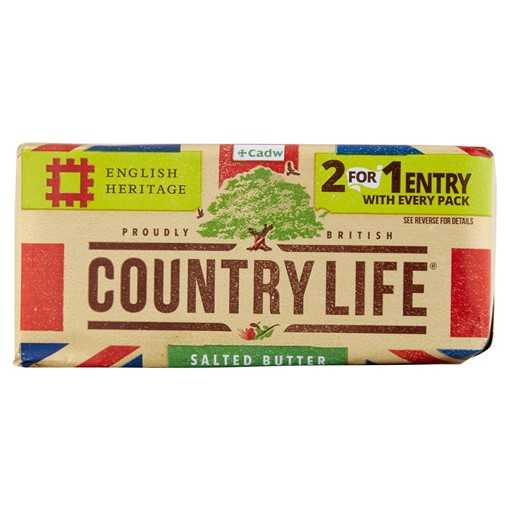Picture of Country Life Salted Butter 250g