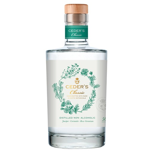 Picture of Ceder's Classic Non-Alcoholic Spirit 50cl