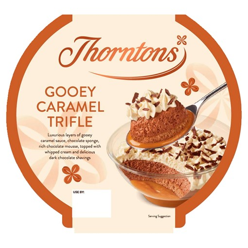 Picture of Thorntons Gooey Caramel Trifle 550g