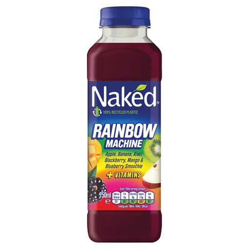 Picture of Naked Rainbow Machine Mixed Fruit Smoothie 750ml