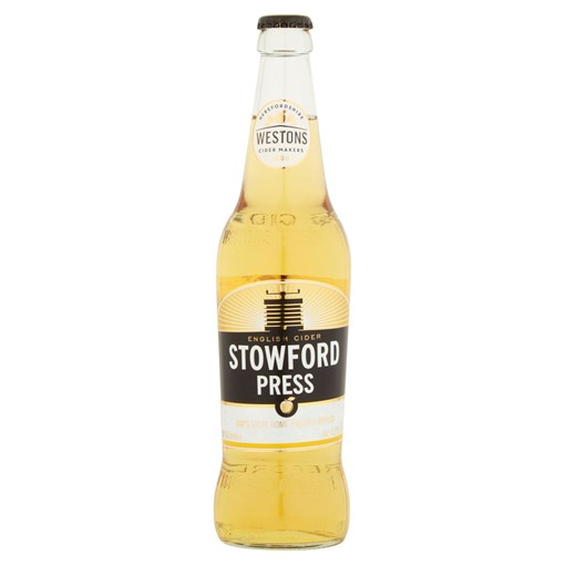 Picture of Westons Stowford Press English Cider 500ml