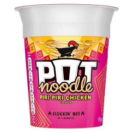 Picture of Pot Noodle Piri-Piri Chicken  90 g
