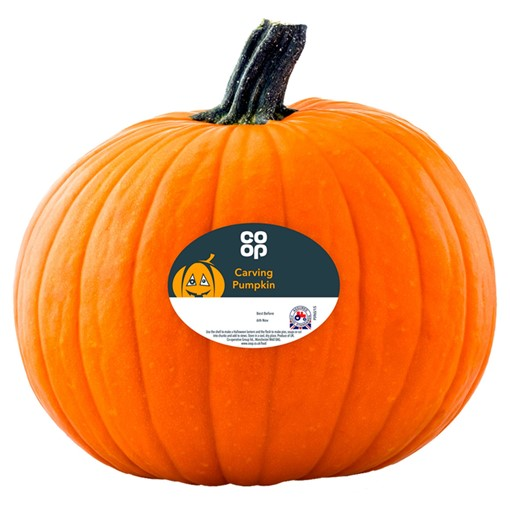 Picture of Co-op Carving Pumpkin