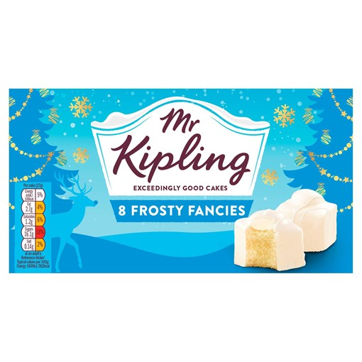 Picture of Mr Kipling 8 Fiendish Fancies