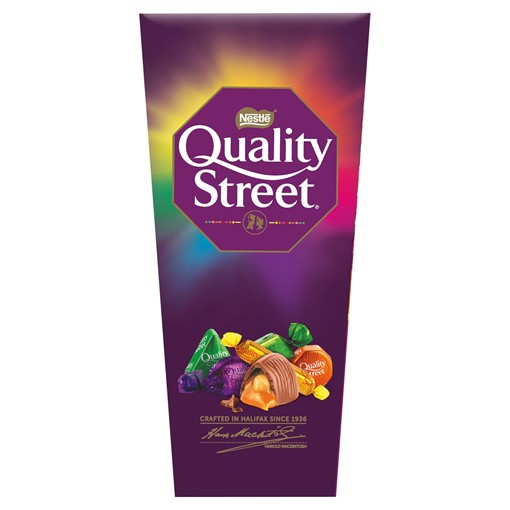 Picture of Quality Street Chocolate Toffee & Cremes Box 240g