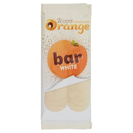 Picture of Terry's Chocolate Orange Bar White 85g