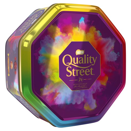 Picture of Quality Street Tin Chocolate Toffee & Cremes 900g